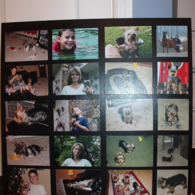 DIY | Picture Collage | Money Saving idea to Buying Frames