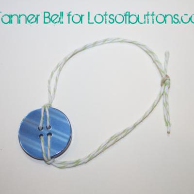 DIY | Button Bracelet