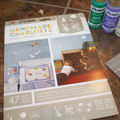 Handmade Charlotte Stencils | Product Review