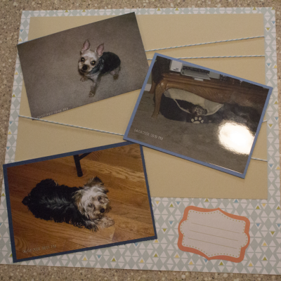 Simple Scrapbooking (For the Beginner Scrapbooker & Ones that want to get simple! :)