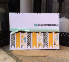 """Congratulations"" card with Daniel thumbnail"