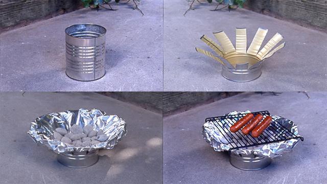 DIY-Grill