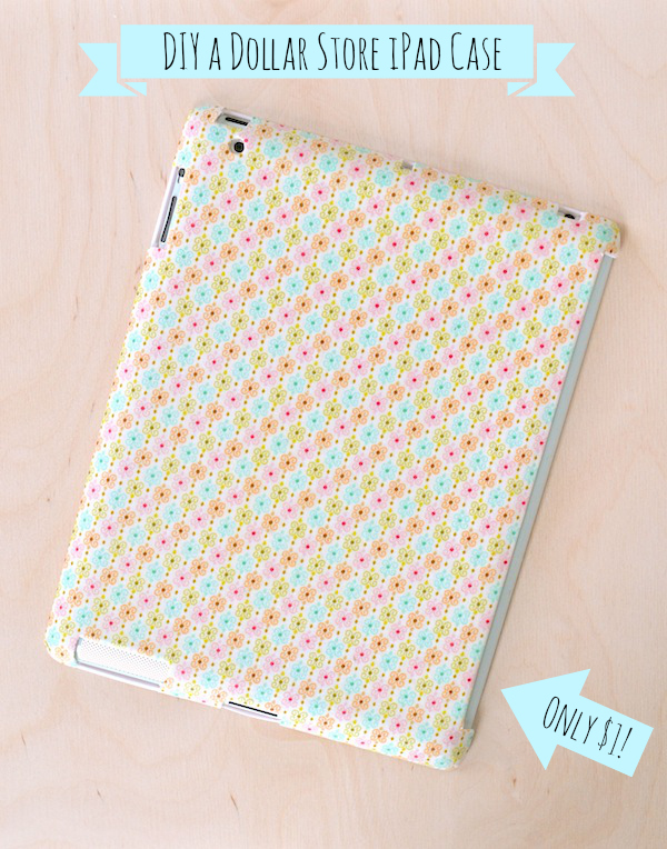DIY-iPad-case-for-a-dollar