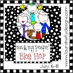 Me & My Peeps Blog Hop!