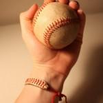 Baseball String Bracelet :: DIY