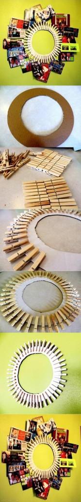 clothespin_DIY_Frame
