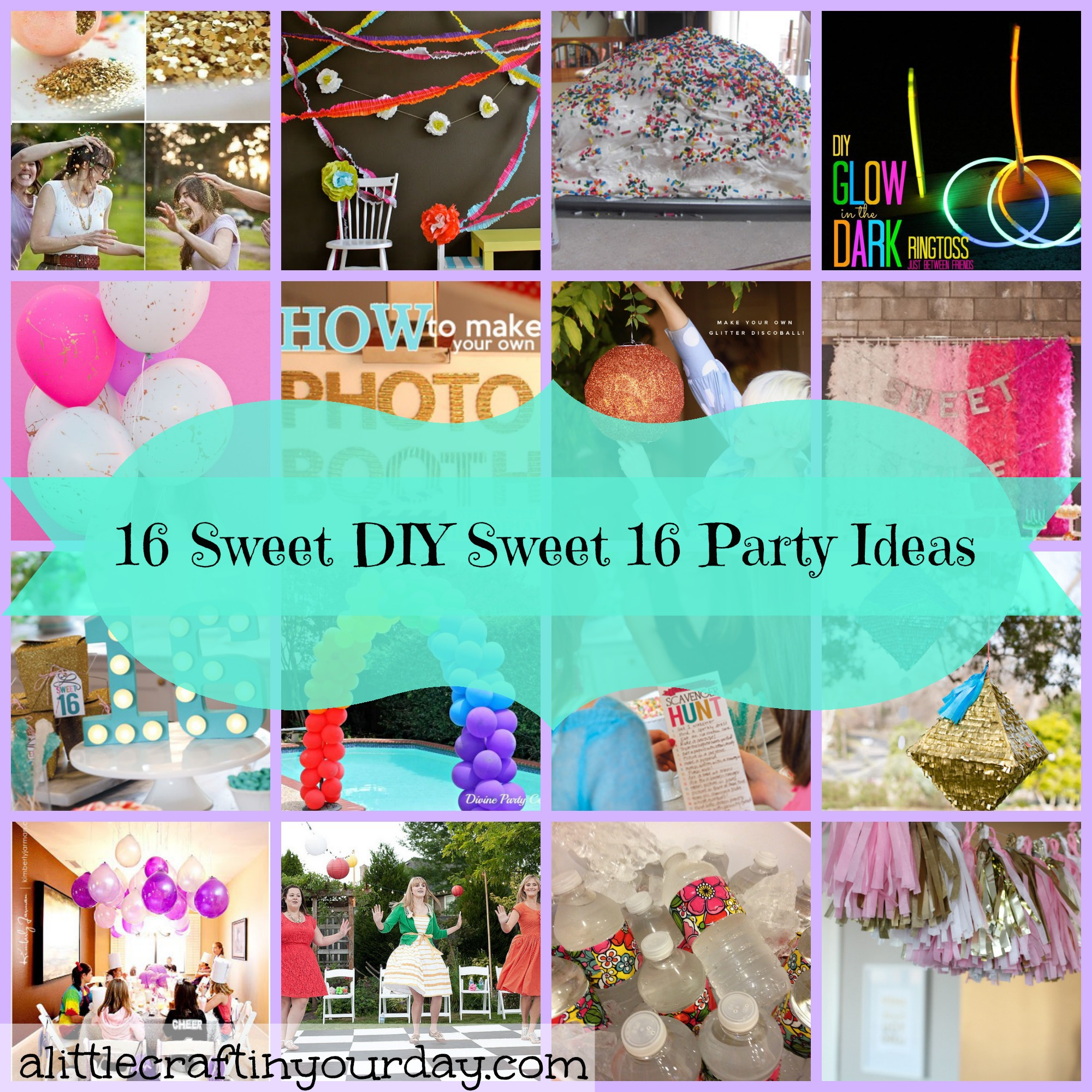 16_Sweet_DIY_Sweet_16_Party_Ideas
