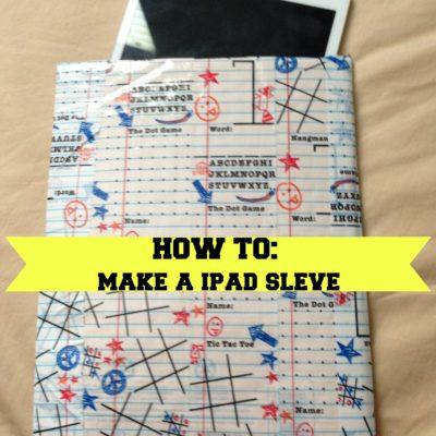Duck Tape Laptop Case | DIY | Teen Craft