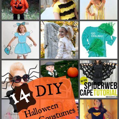 14 DIY Halloween Costumes thumbnail