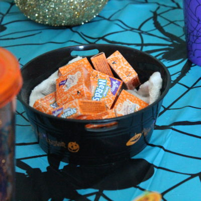 How to have a halloween party! (On a budget)