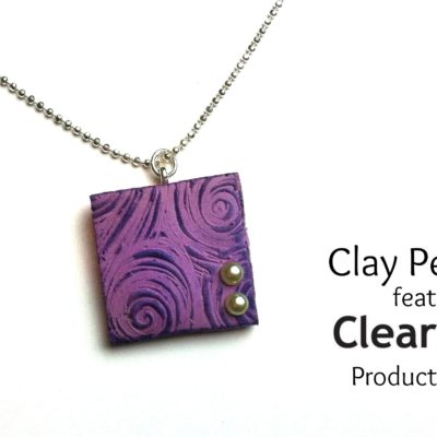 Clay Pendent