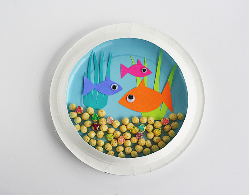 paper-plate-aquarium