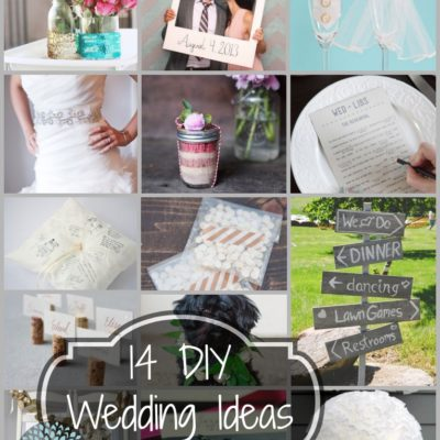 14 DIY Wedding Ideas thumbnail