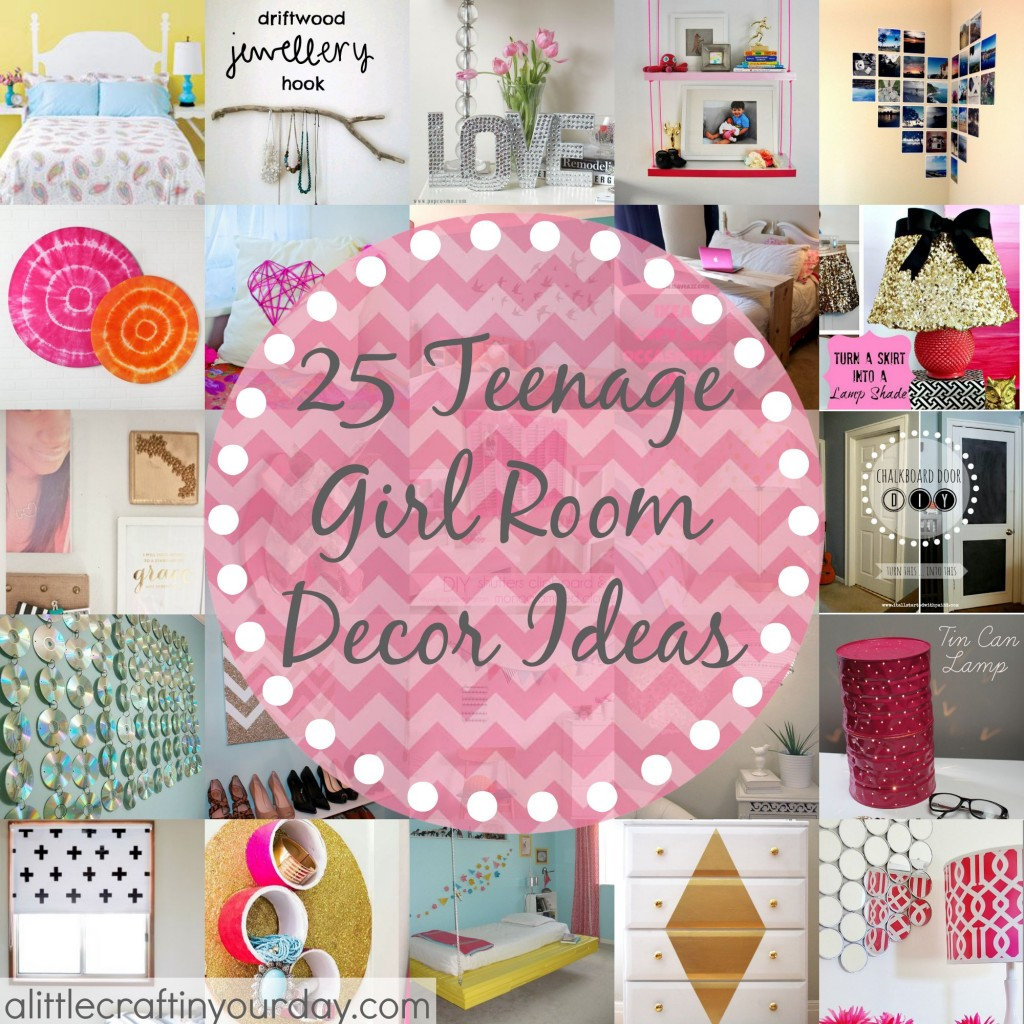 TeenRoomDecor