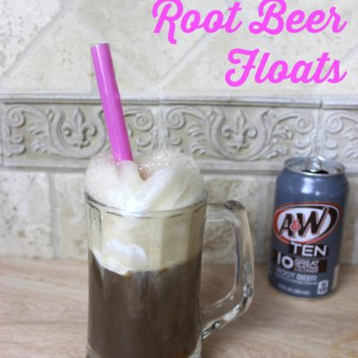Low-Calorie Root Beer Floats thumbnail