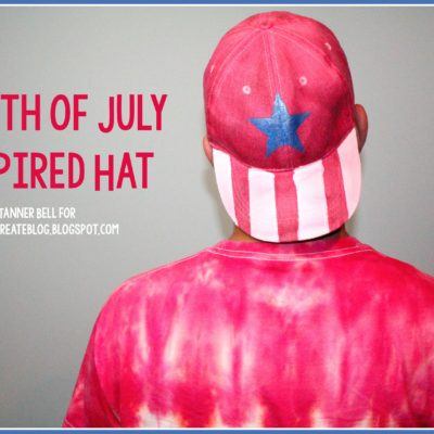 DIY 4th of July Inspired Hat thumbnail