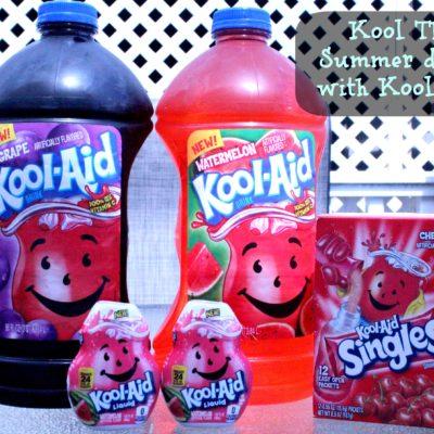 Kool The Summer Down with Kool-Aid #KoolOff thumbnail