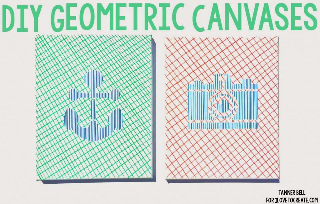 DIY-GEOMETRIC-CANVASES