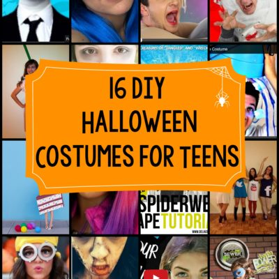 DIY Halloween Costumes for Teens thumbnail