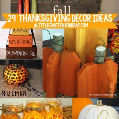 29 Thanksgiving Decor Ideas thumbnail
