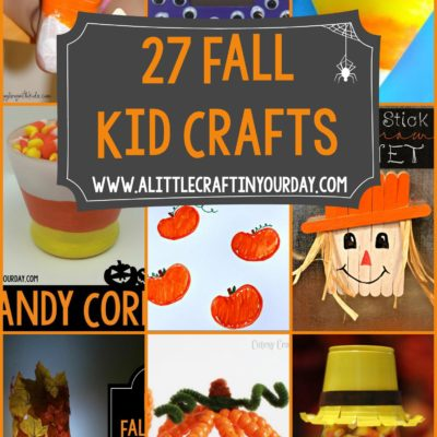 27 Fall Kid Crafts thumbnail