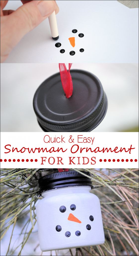 jar decoration ideas.htm 28 christmas ornament crafts for kids a little craft in your day  28 christmas ornament crafts for kids