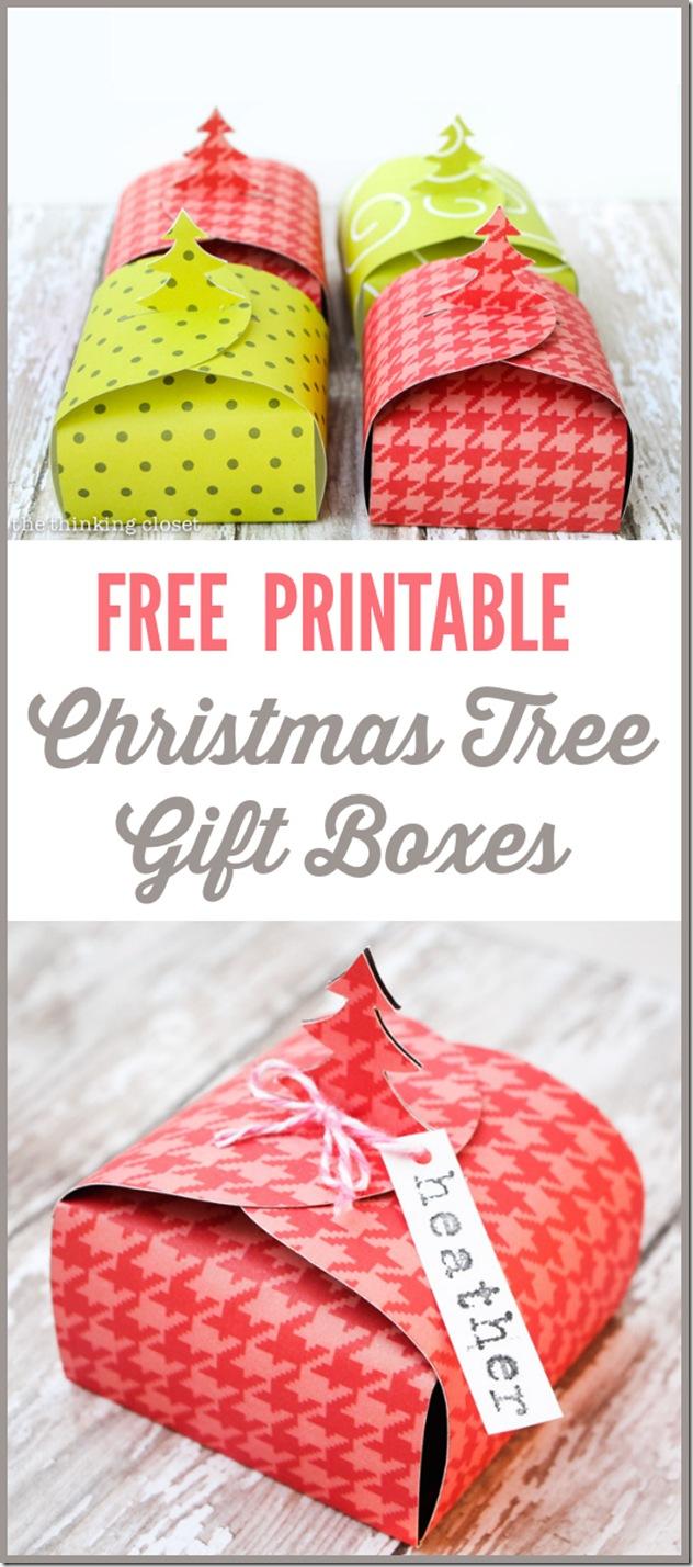 ChristmasTreeGiftBox-FREEPrintable