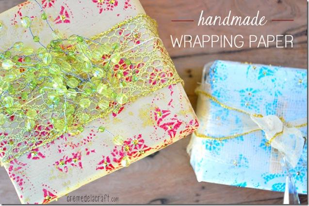 DOILYDIY-Crafts-Holiday-Christmas-Birthday-Gift-Wrapping-Poject-Idea