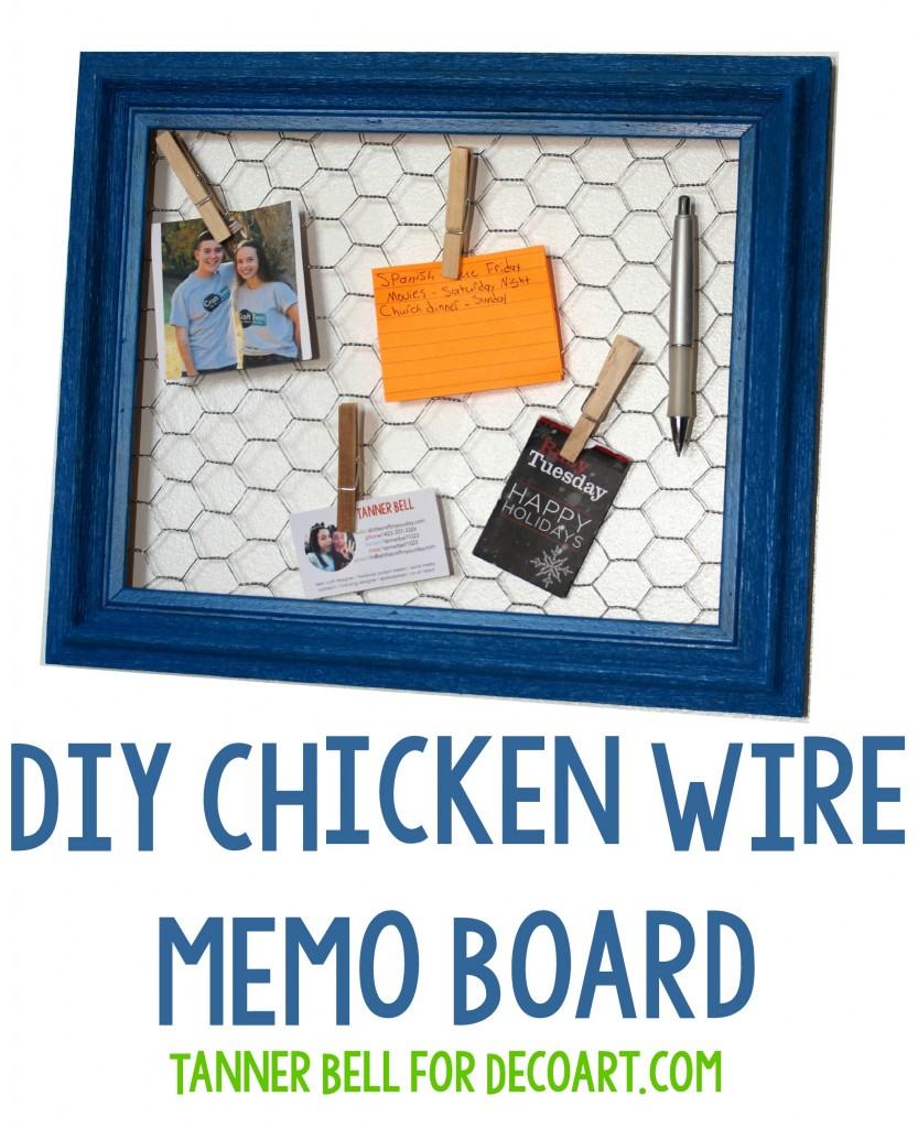 DIY_memo_board