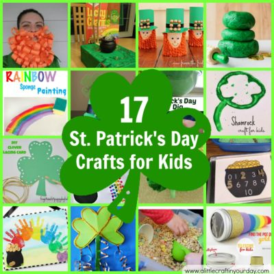 17 St. Patrick's Day Crafts for Kids thumbnail