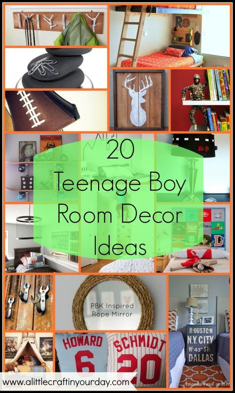 59 Easy DIY Room Decor Projects - A Little Craft In Your Day