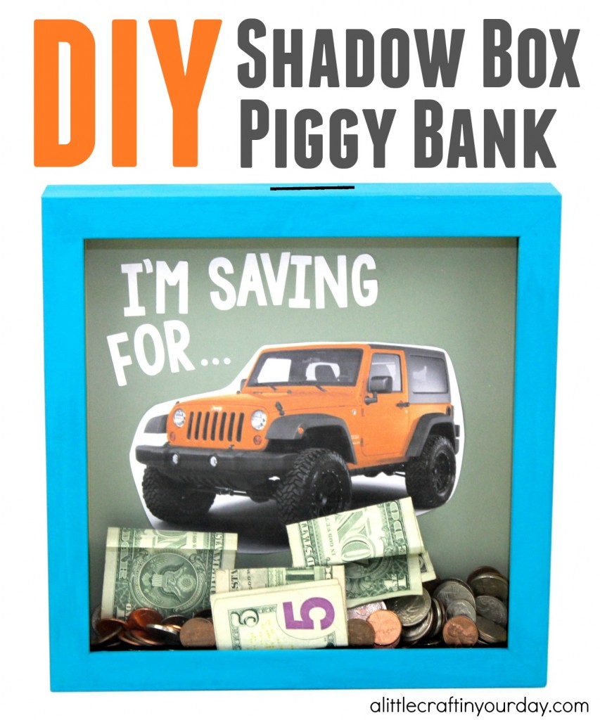 DIY_Shadow_Box_Piggy_Bank