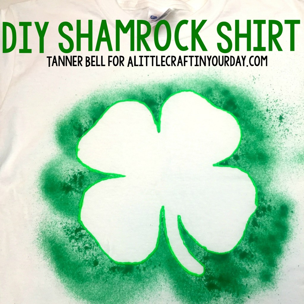 DIY_Shamrock_Shirt_