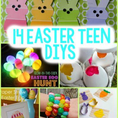 14 Easter Teen DIYs thumbnail