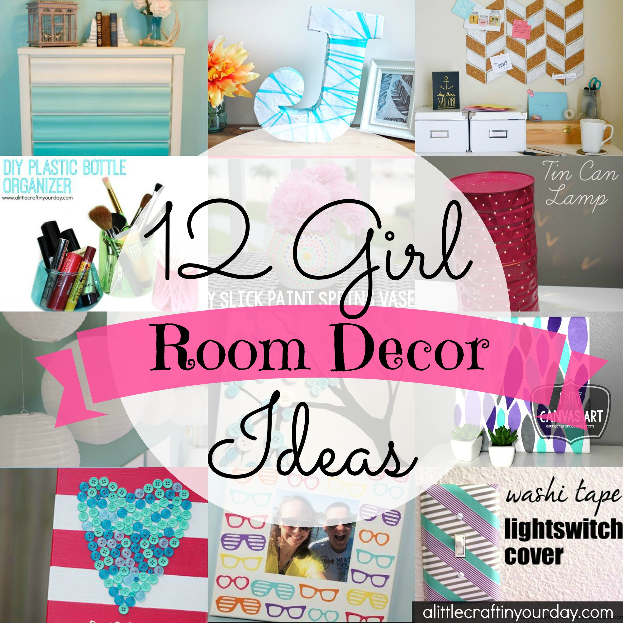 Girl Room Decor Ideas on Decoration Room For Girl  id=87961