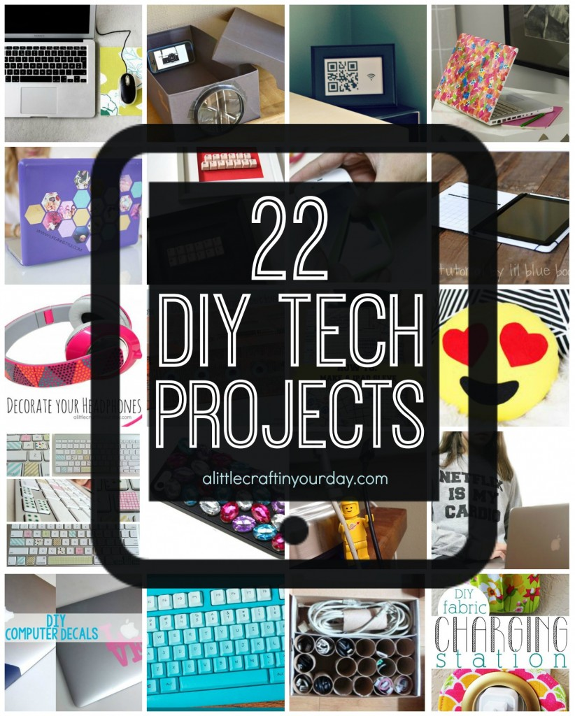 22_DIY_Tech_Projects
