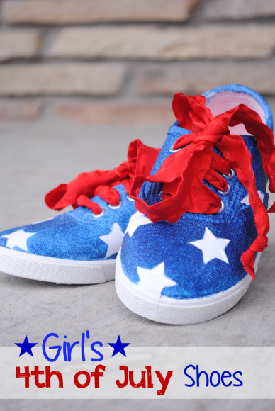 Girls4thofJulyShoes