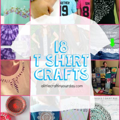 18 T-Shirt Projects thumbnail
