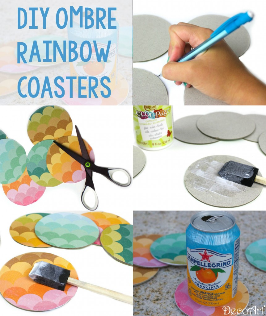 DIY_OMBRE_RAINBOW_COASTERS