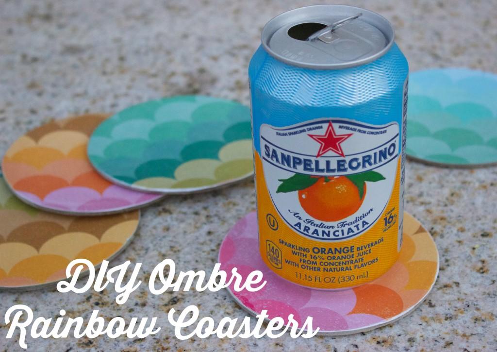 DIY_Ombre_Rainbow_Coasters