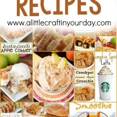 Easy Fall Recipes thumbnail