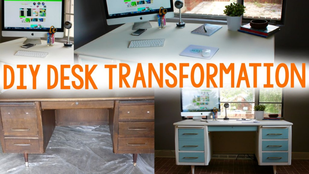 diy-desk-tranformation