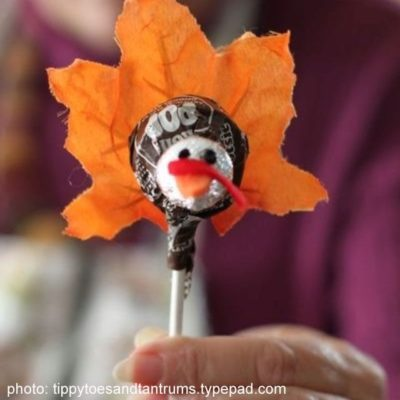 30 Fall Crafts For Kids thumbnail
