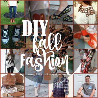DIY Fall Fashion thumbnail
