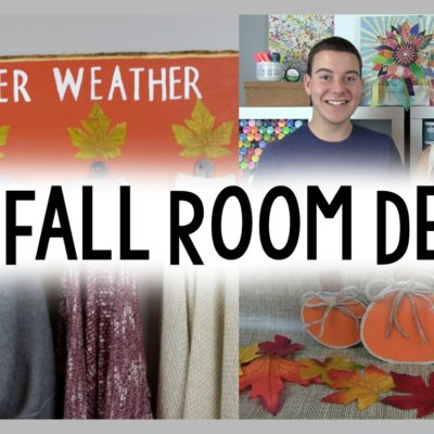 DIY Fall Decor Ideas thumbnail