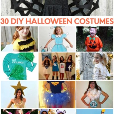 30 DIY Halloween Costumes thumbnail