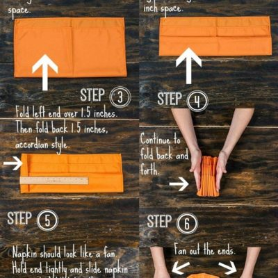 DIY Turkey Napkins thumbnail