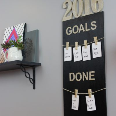 2016 Goal Board thumbnail