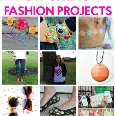 DIY Spring Fashion Projects thumbnail