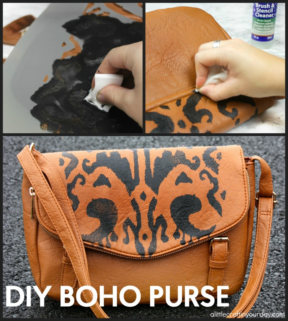 DIY_Stenciled_Boho_Purse